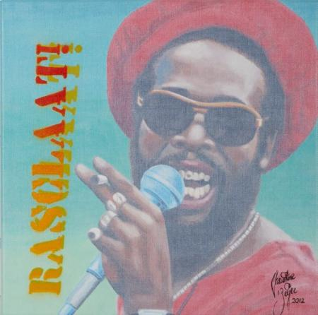 Big Youth Rasclaat! - Christian Beijer Arts