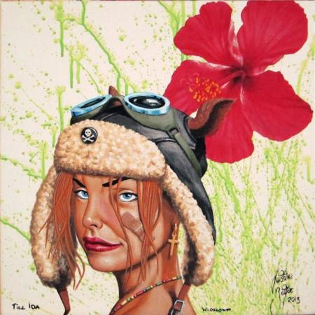 Wildflower - Christian Beijer Arts