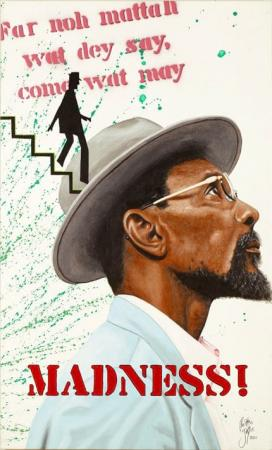 Linton Kwesi Johnson - Christian Beijer Arts
