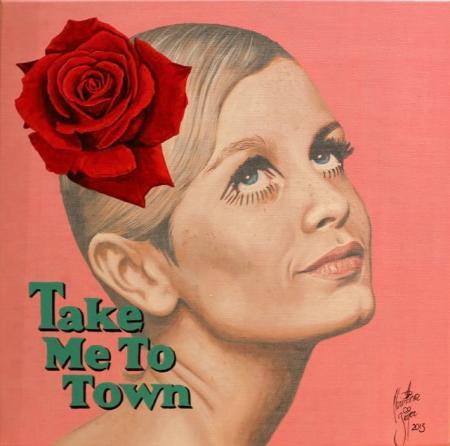 Take me to town - Christian Beijer Arts