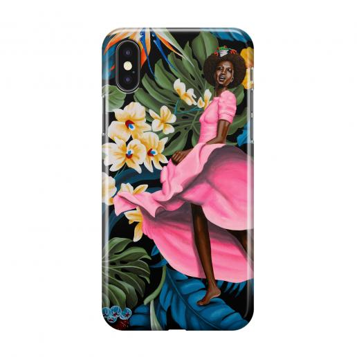 Christian Beijer Phone case Jungle Rose - Christian Beijer Arts