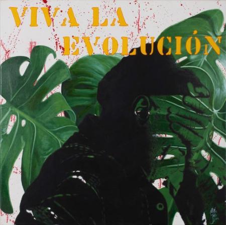 Viva La Evolucion! - Christian Beijer Arts
