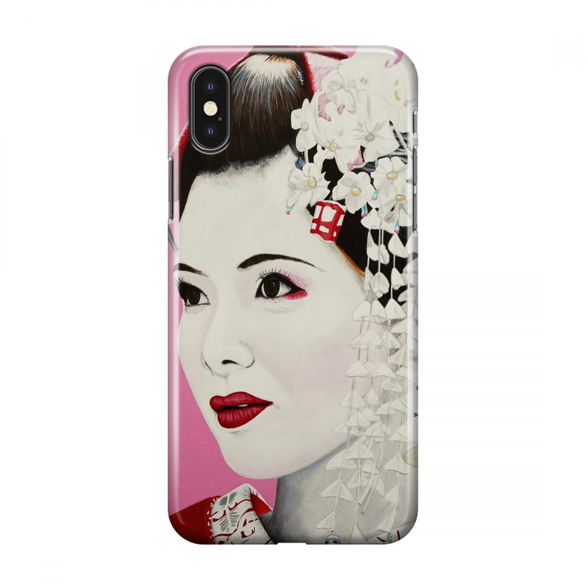 Christian Beijer Phone case Shorai wanai - Christian Beijer Arts