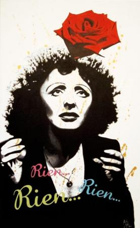 Edith Piaf - Christian Beijer Arts