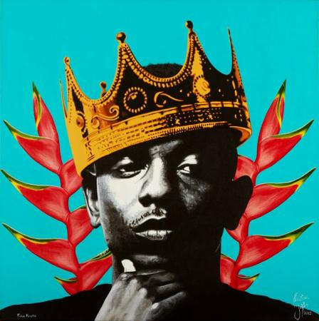 King Kunta - Christian Beijer Arts
