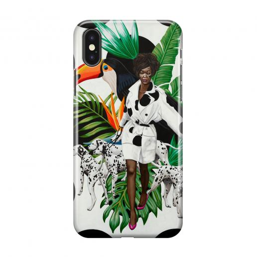 Christian Beijer Phone case Lika a walk in the park - Christian Beijer Arts