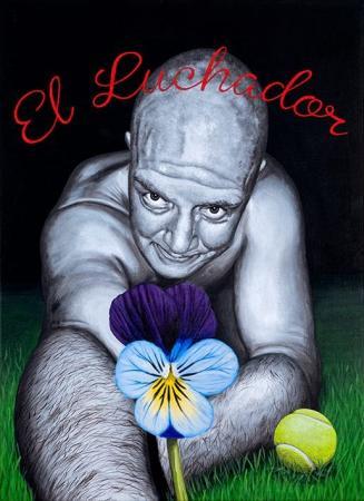 El Luchador - Christian Beijer Arts