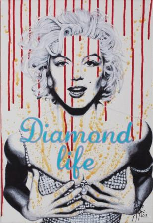 Marilyn - Christian Beijer Arts