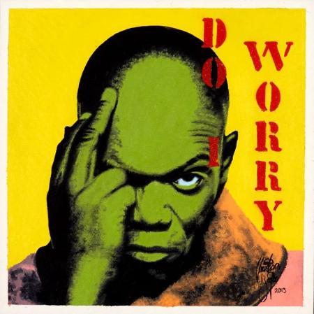 Do I worry - Christian Beijer Arts